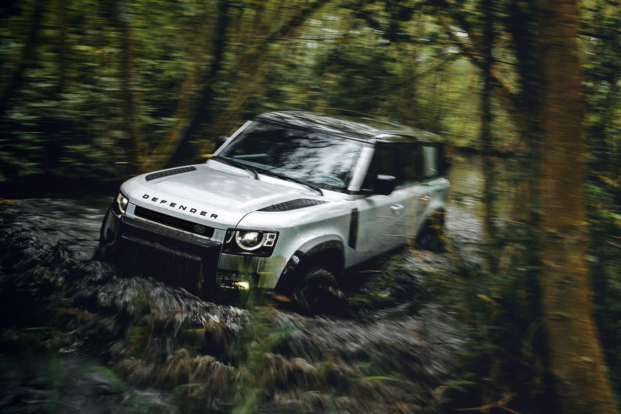 New Land Rover Defender 2020: Release date, pictures ...